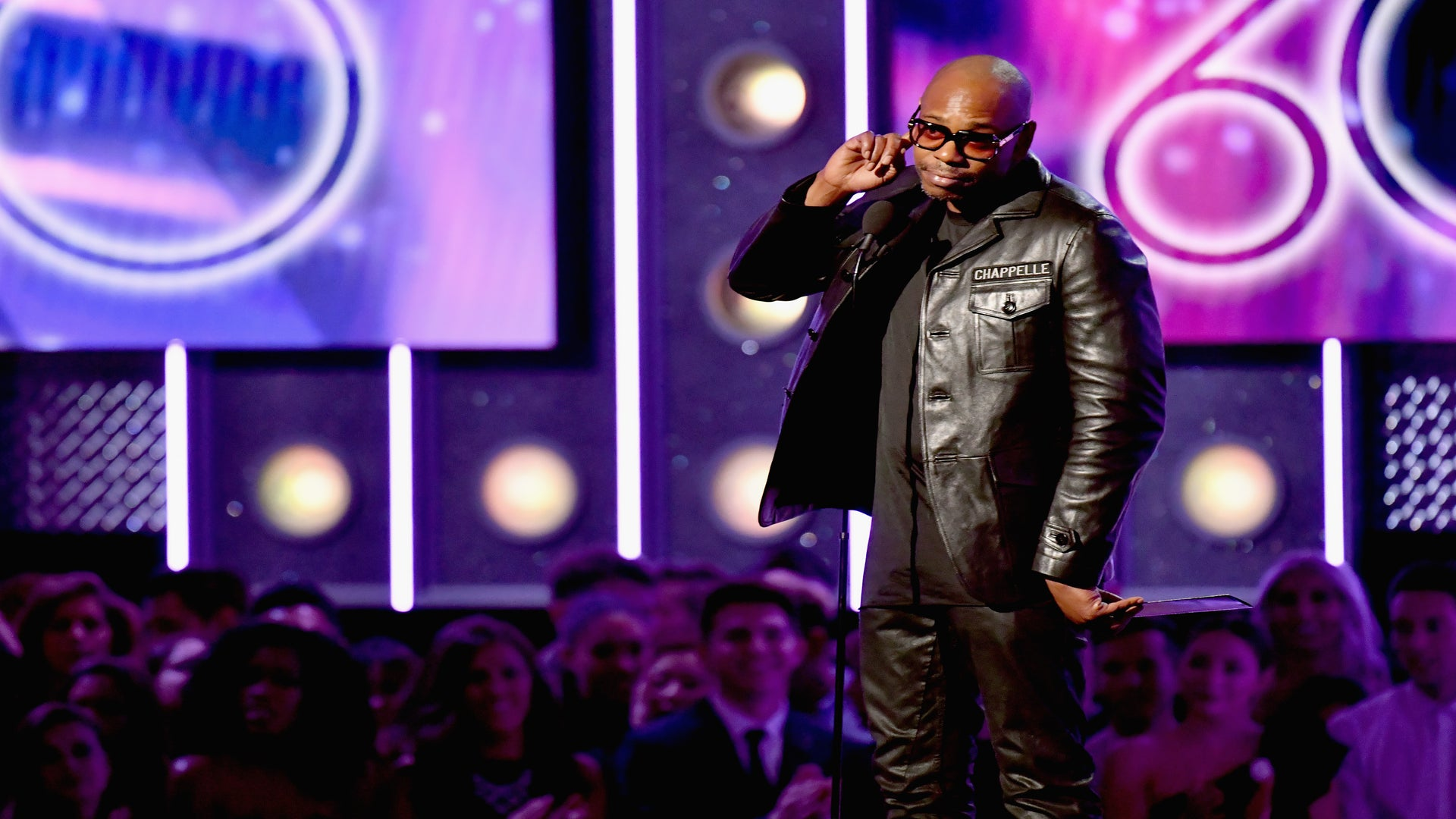 Dave Chappelle Gives Short And Hilarious Speech After Winning His First Grammy