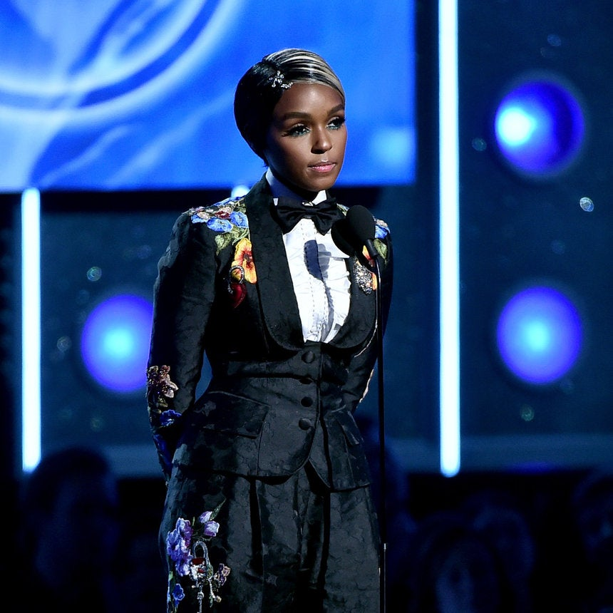 GRAMMYs 2018: Janelle Monáe Declares 'Time's Up' On The Abuse Of Power In The Music Industry