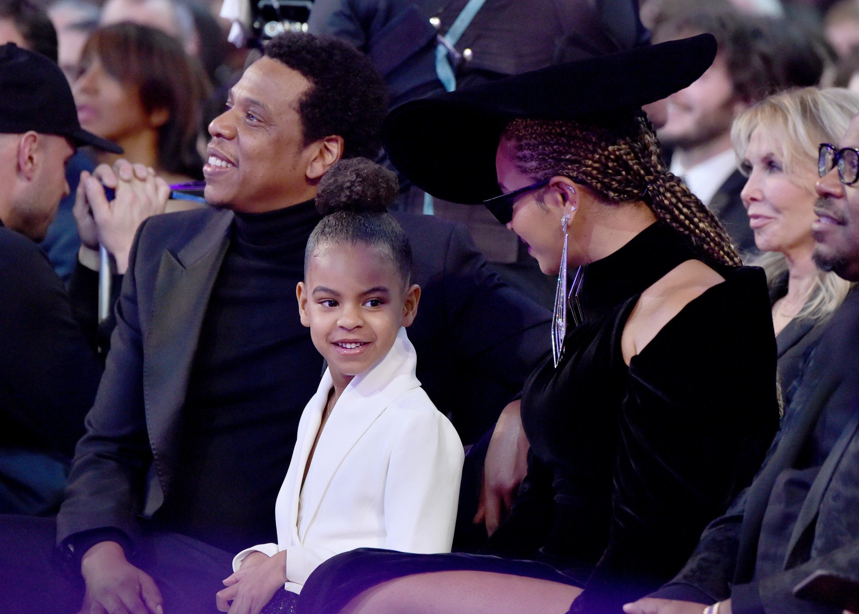 Blue Ivy Carter 2018 Grammys