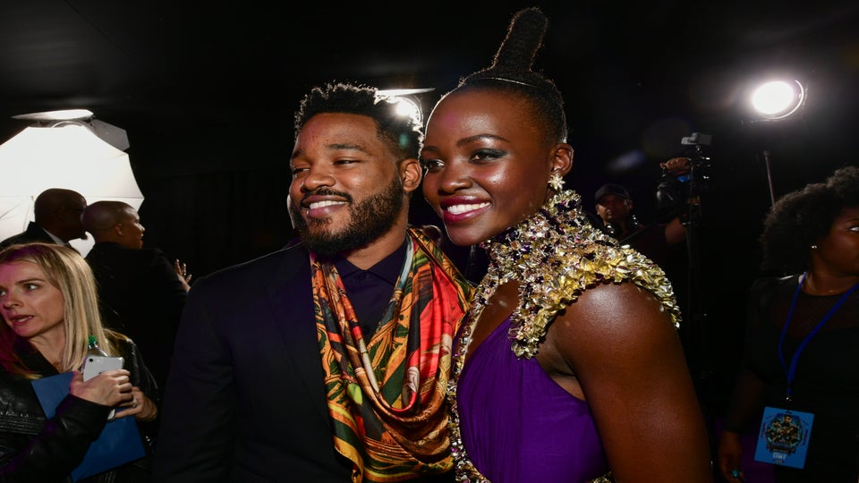 'Black Panther' World Premiere Experience
