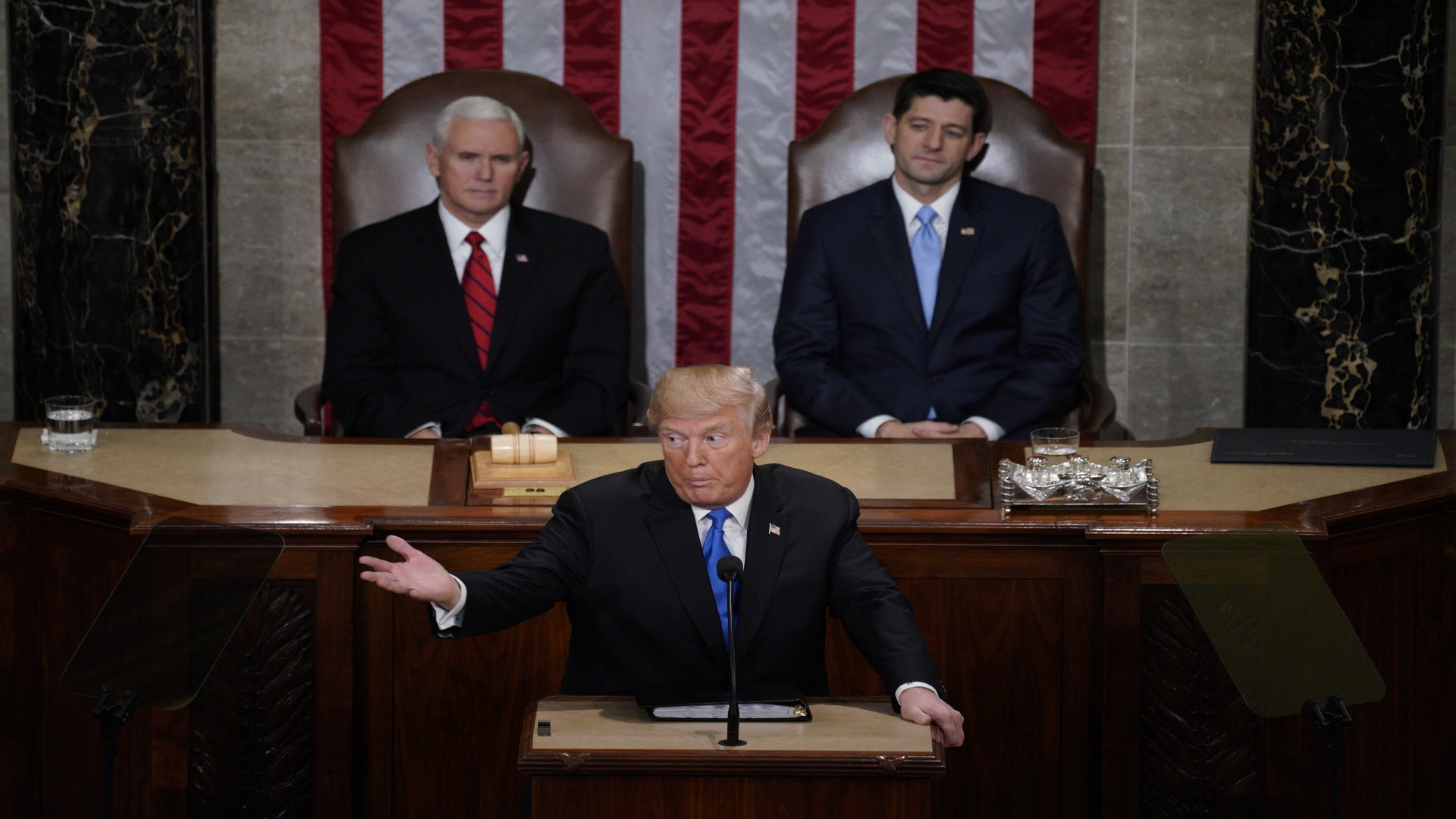 Donald Trump Is Already Lying About His State Of The Union Ratings