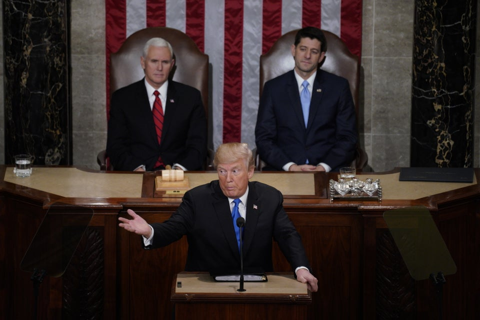 Trump Black Unemployment Rate State Of The Union