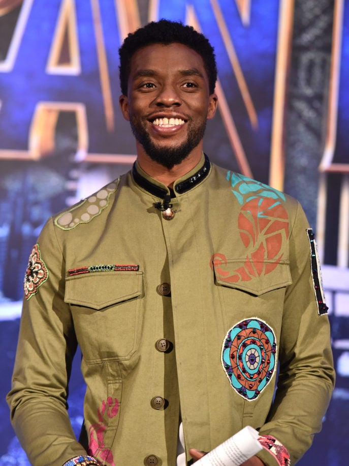 'That's Why You Do This:' Chadwick Boseman Reacts To Viral Video Of Students Excited To See 'Black Panther'