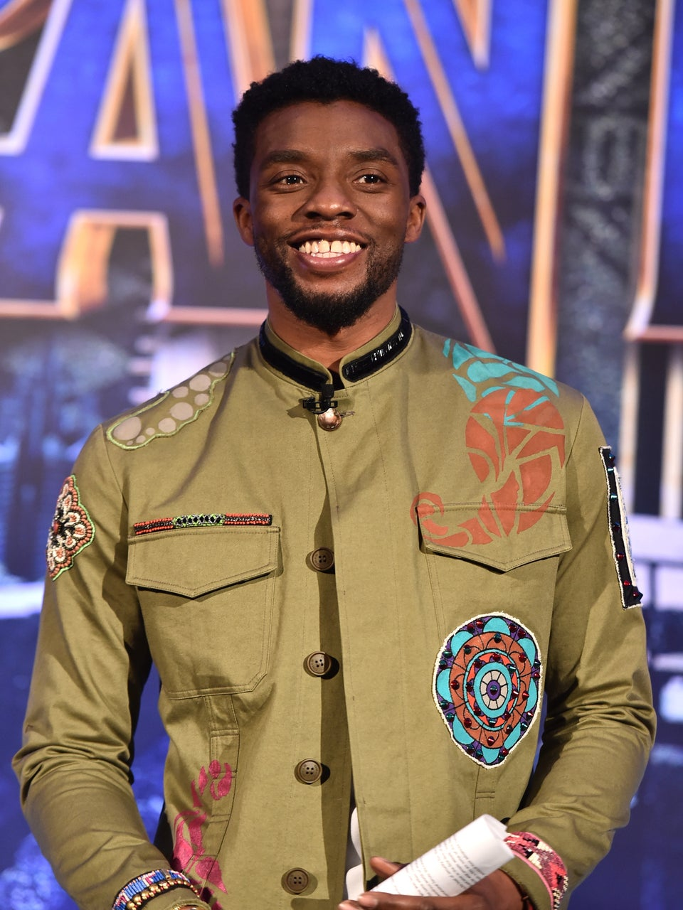 Chadwick Boseman Says He Saw The KKK Holding Rallies While Filming 'Black Panther'