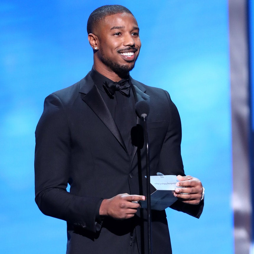 Michael B. Jordan Sets The Record Straight On His Relationship Status