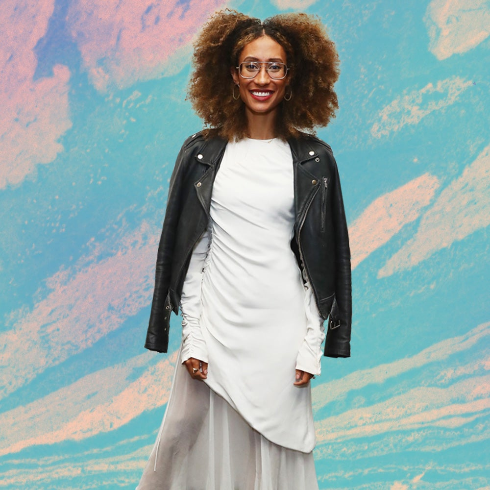 Former 'Teen Vogue' Editor Elaine Welteroth Reveals Cover Of New Book
