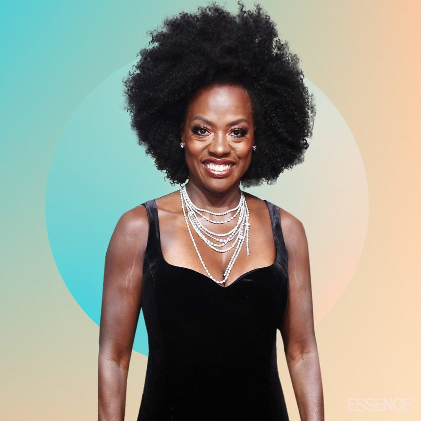 Viola Davis' Golden Globes Afro Is Glorious And A Stunning Act Of Resistance