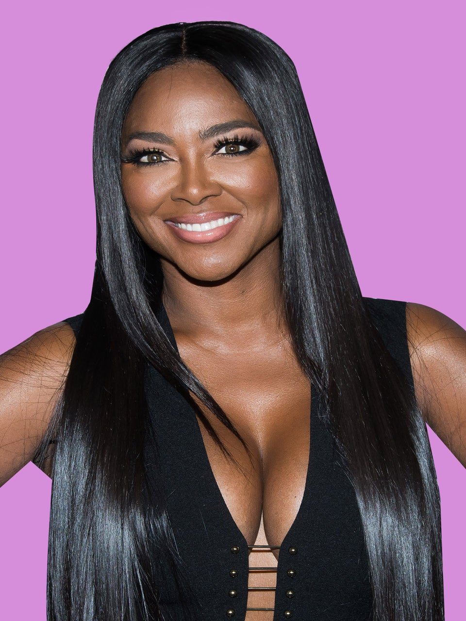 Kenya Moore Reveals She's Decided On A Name For Baby Daly