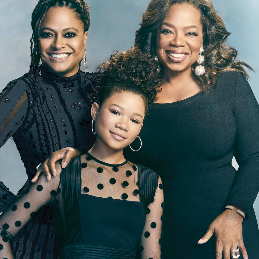 A New Classic: Oprah Winfrey, Ava DuVernay And Storm Reid Talk 'A Wrinkle In Time' For February 2018 Cover