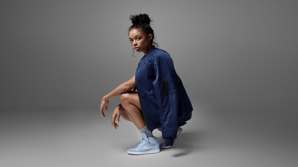Air Jordan Is Releasing Super Stylish Women's Sneaker Line For Spring And We Want Everything!
