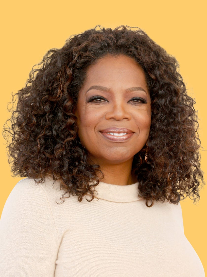 Oprah Winfrey Accepts Cecil B. DeMille Award With An Unforgettable Speech
