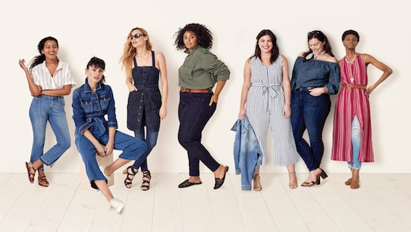 Target Is Launching A New Denim Line Focused On Size Inclusivity