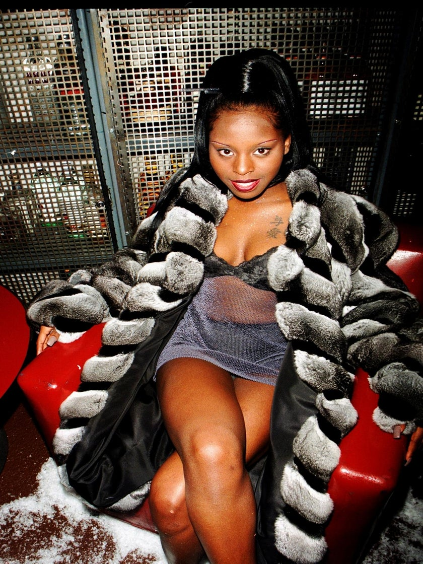 Foxy Brown Reveals That Her Dad Was Stopped From Returning To The U.S.
