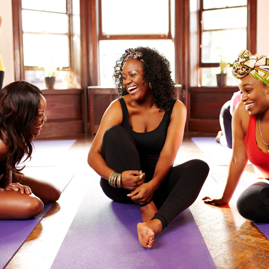 A Black Girl's Guide To Hot Yoga