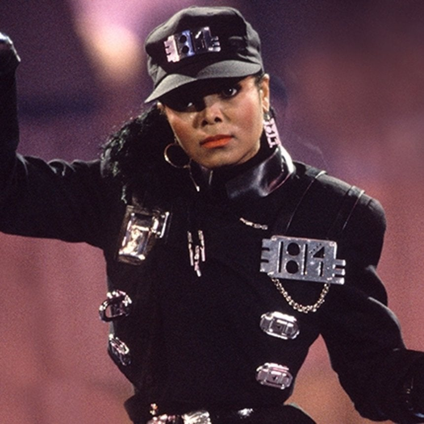 12 Janet Jackson Dance Routines Every Black Girl Lived For Growing Up