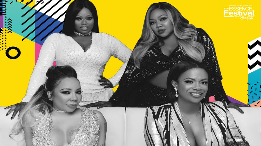 XSCAPE Is Coming To The ESSENCE Fest 2018 Mainstage