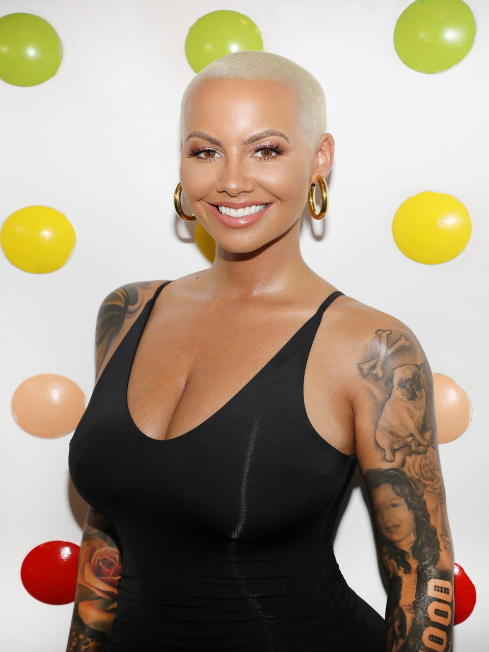 Amber Rose Believes Black Women And The LGBTQ Community Are Being Left Out Of The #MeToo Movement