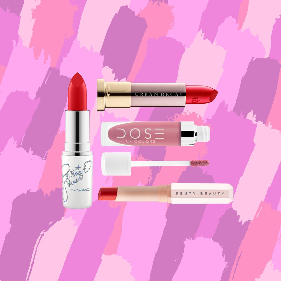 These 13 Stunning Pink And Red Lipsticks Are Perfect For Valentine's Day