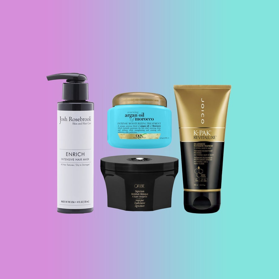7 Deep Hair Masks That Deliver Major Moisture