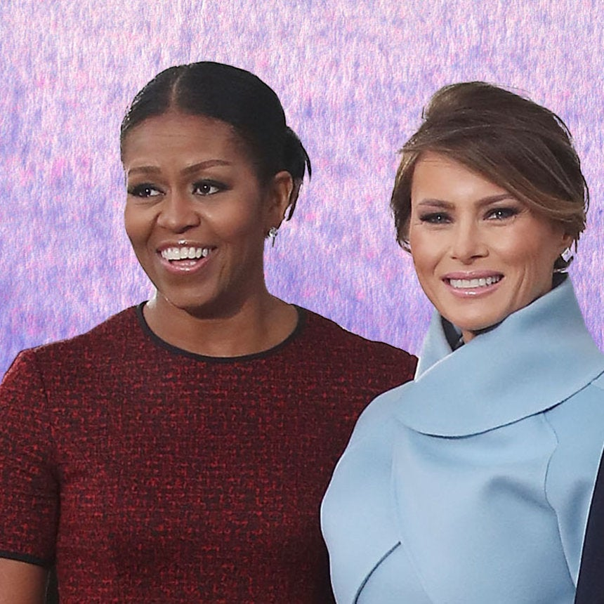 Melania Trump Is Not Michelle Obama: Stop Assigning Her The Most Praise For The Absolute Least