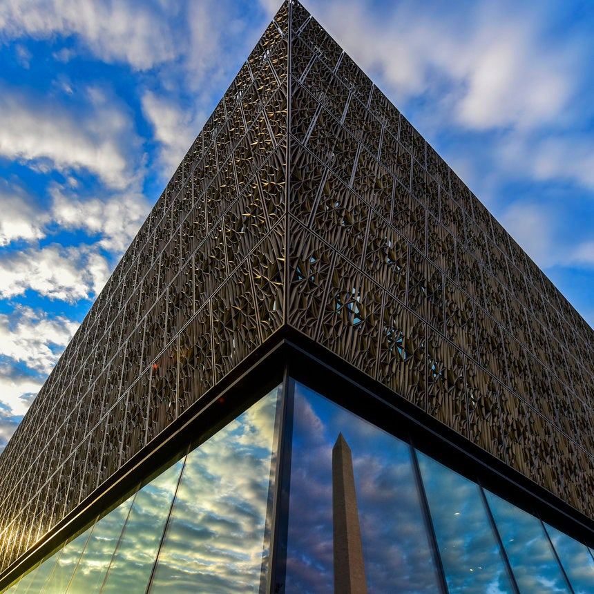 A 3-D Google Installation Is Bringing Fragile Black Artifacts To Life At The National Museum of African American History And Culture