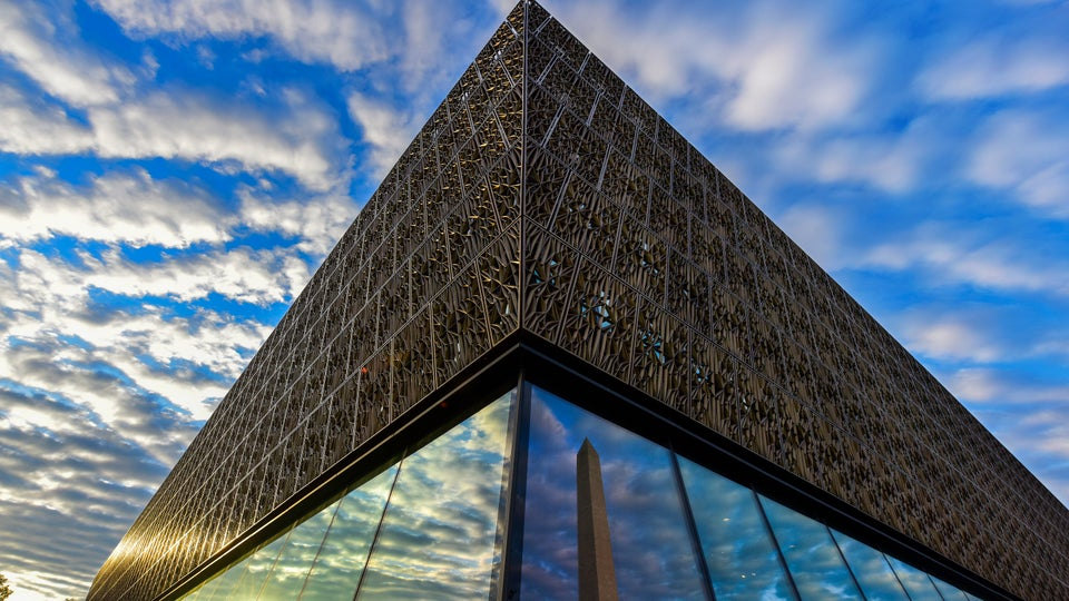 A 3-DGoogle Installation National Museum of African American History And Culture