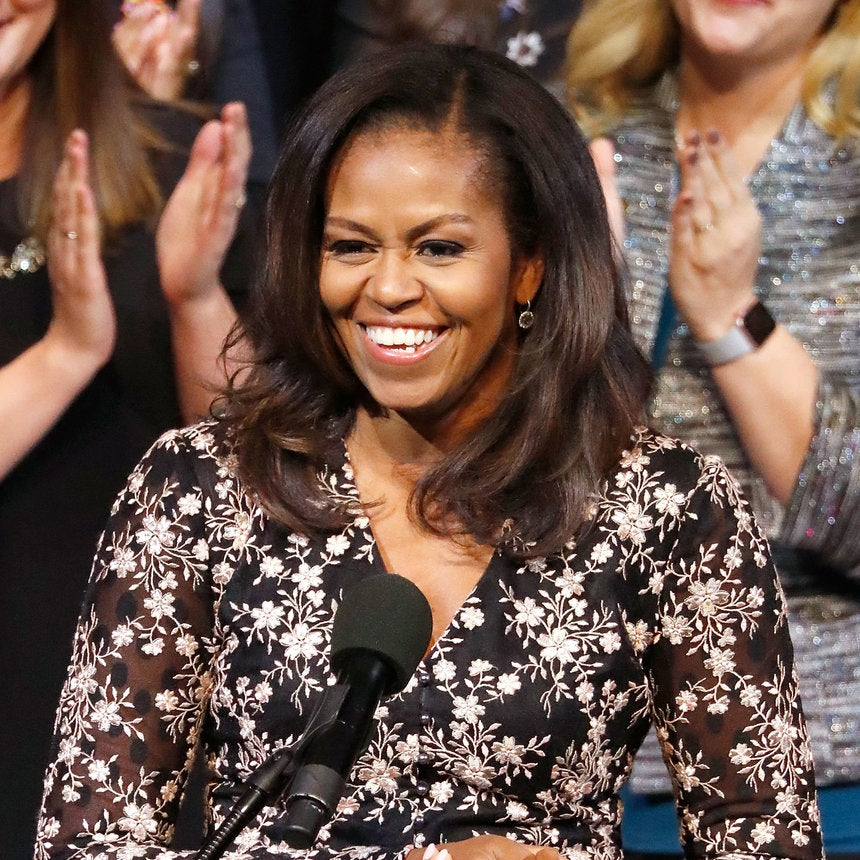 Michelle Obama Cancels European Book Tour Dates to Attend Bush's Funeral