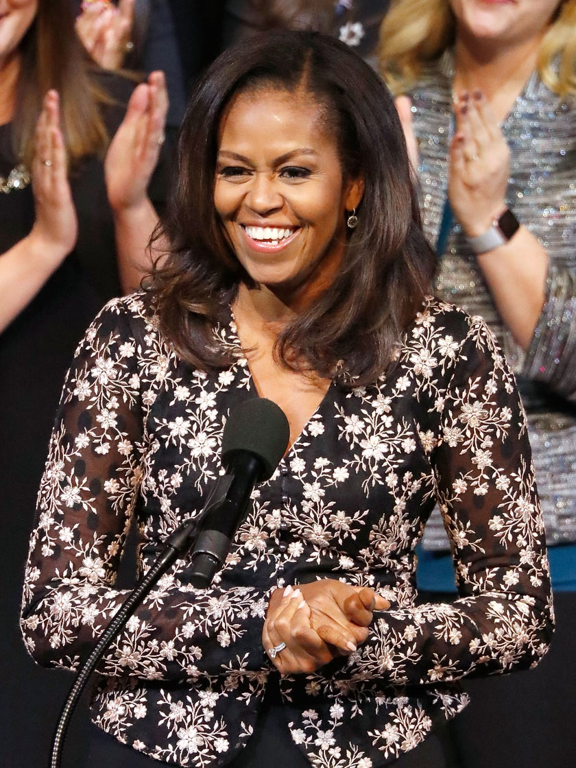 Michelle Obama Announces 'Becoming' Book Tour