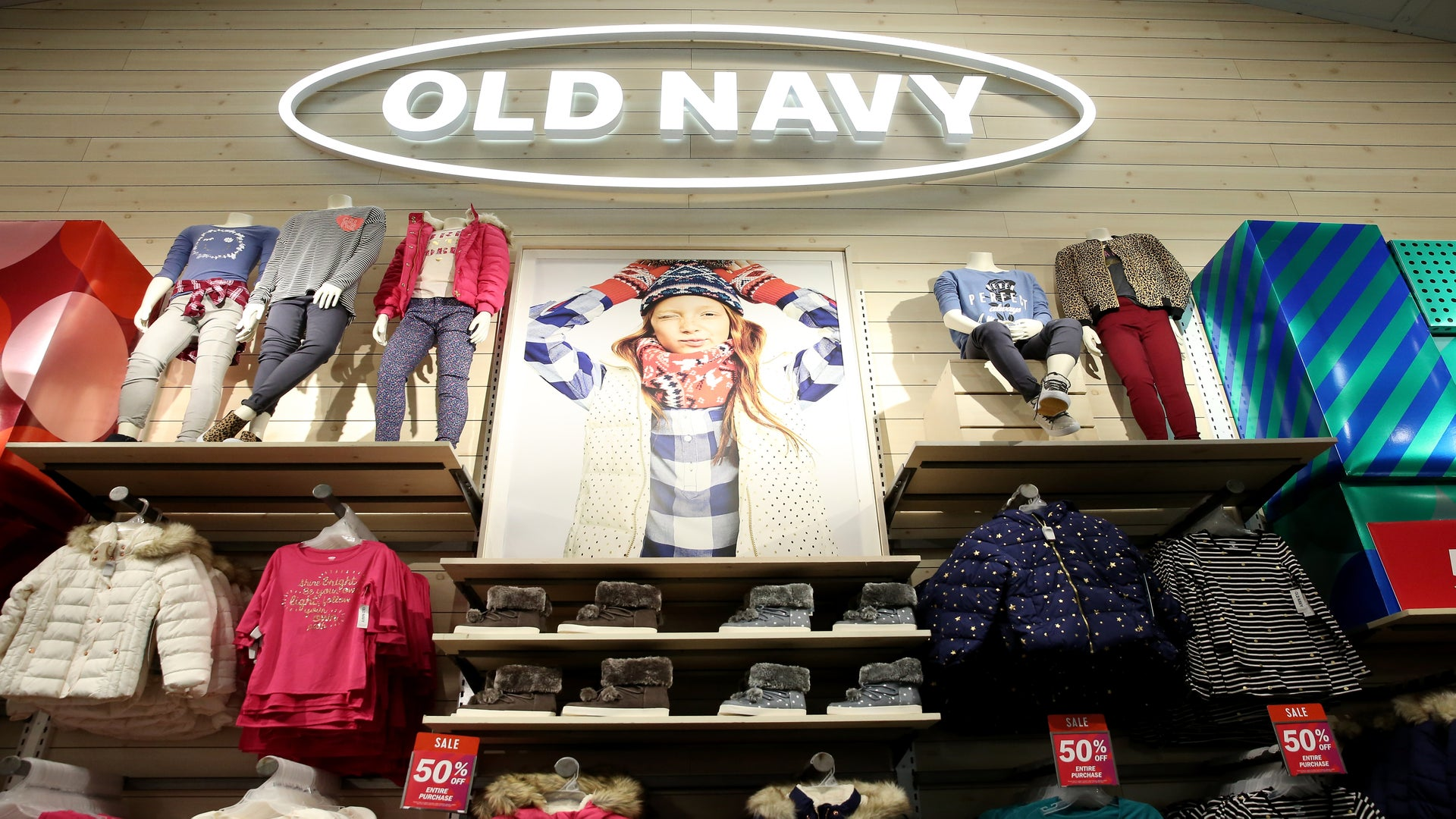 Old Navy Fires Three Employees After Customer Complains Of Racial Profiling