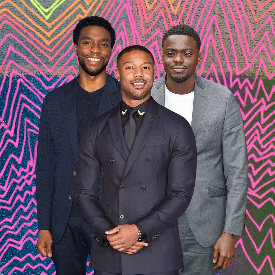 Swoon Alert! All Of The Sexy Faces We Can't Wait To See Grace The Screen In 'Black Panther'