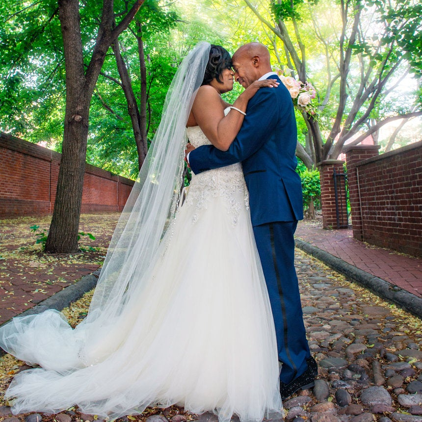 Meet Two Fierce New Brides Who Said I Do For The First Time After 50