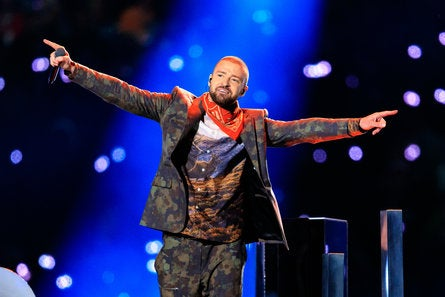 de1b23dcc1c Justin Timberlake Prince Feud Super Bowl - Essence