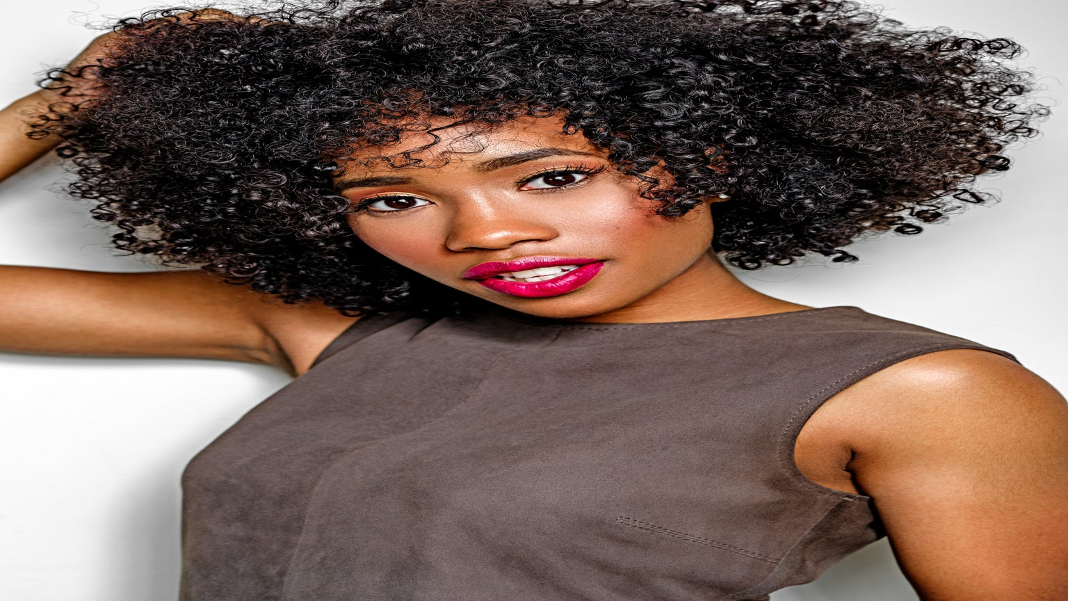 'The Quad' Actress Zoe Renee Opens Up About Her Love Of Acting And Being The Daughter Of A Music Icon