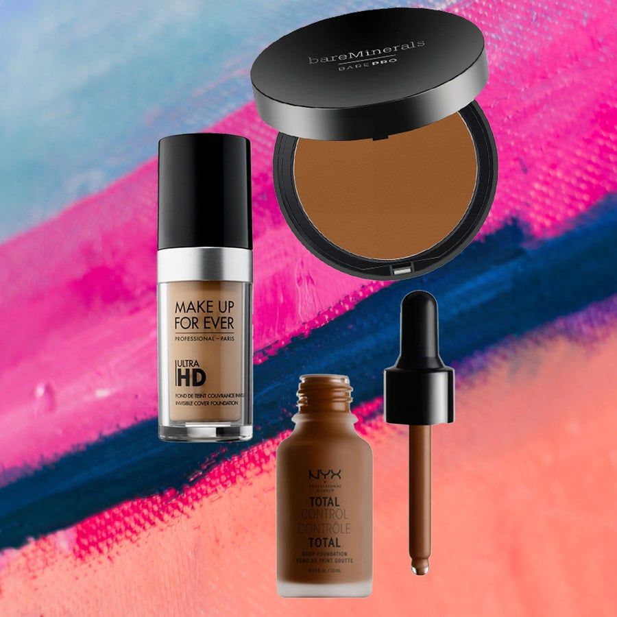 Mixing All Your Foundations Together Is the Latest Internet Beauty Challenge