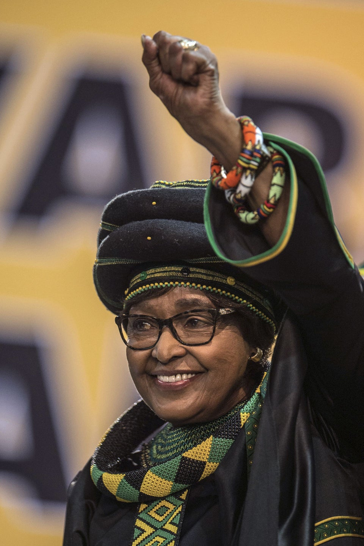 Maxine Waters, Viola Davis, And More Remember Winnie Mandela