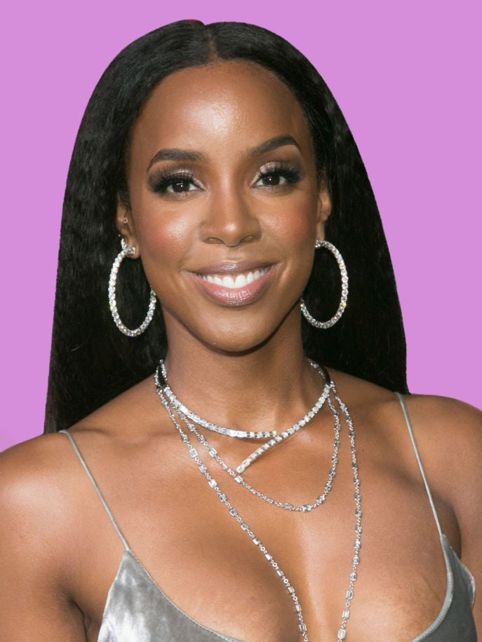 Slay! The Poppin' Lashes Kelly Rowland Can't Get Enough Of