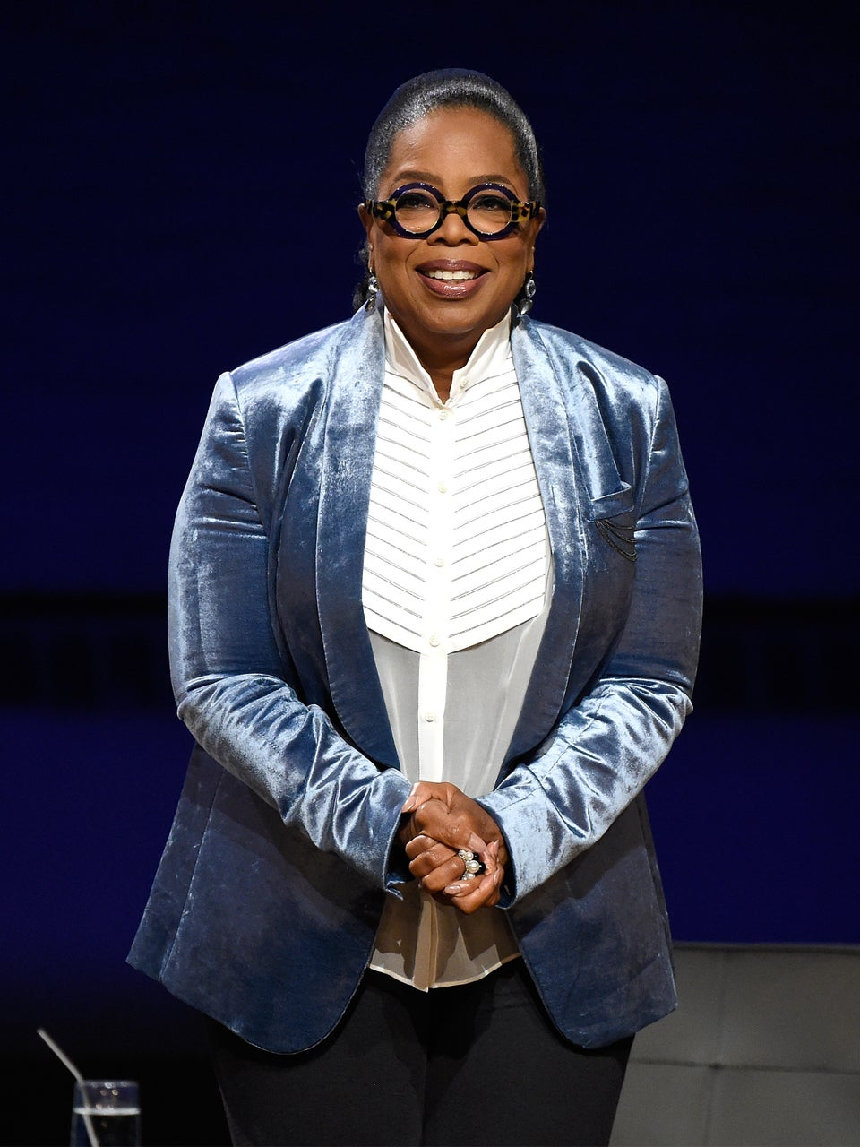 Oprah Winfrey Is Definitely Not Running For Office