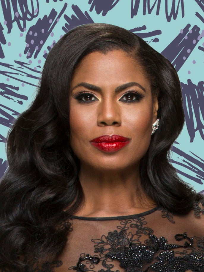 Omarosa Says She Has An Idea Who's Spilling White House Tea (Besides Her)