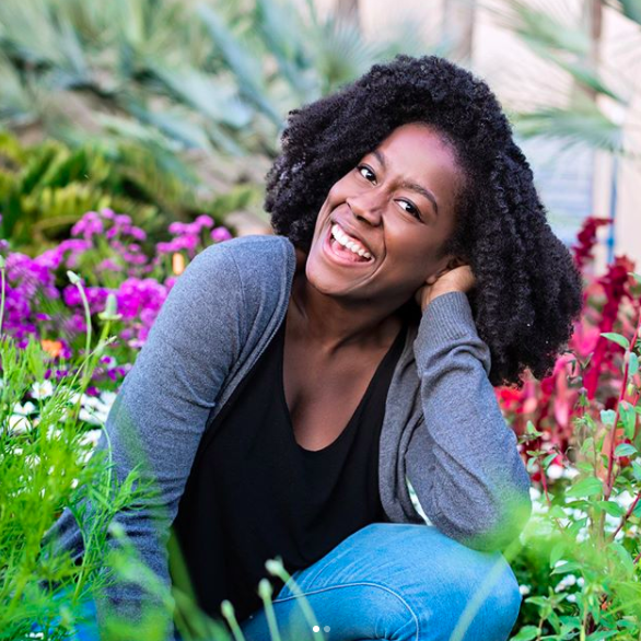 Author Tomi Adeyemi's Reaction To Holding Her Book For The First Time Gives Us All The Feels