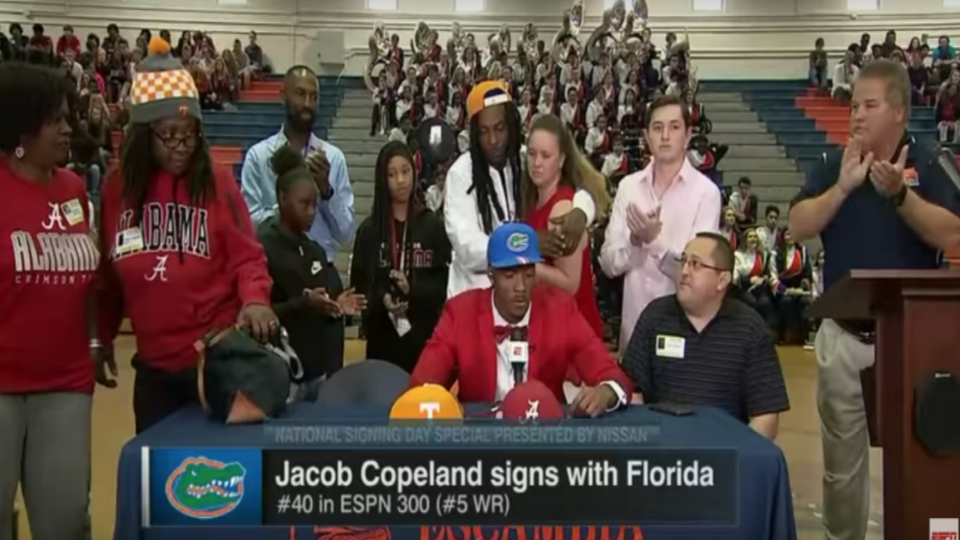 This Mom Wasn't Happy About Her Son's College Pick, And She Let Him Know It