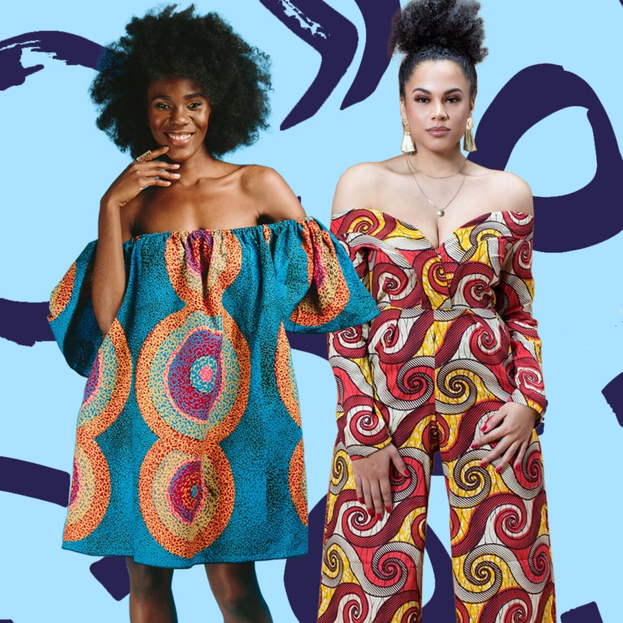 African-Inspired Fashions Black Panther