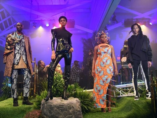 'Black Panther' Comes To Life During NYFW With Epic 'Welcome To Wakanda' Fashion Presentation
