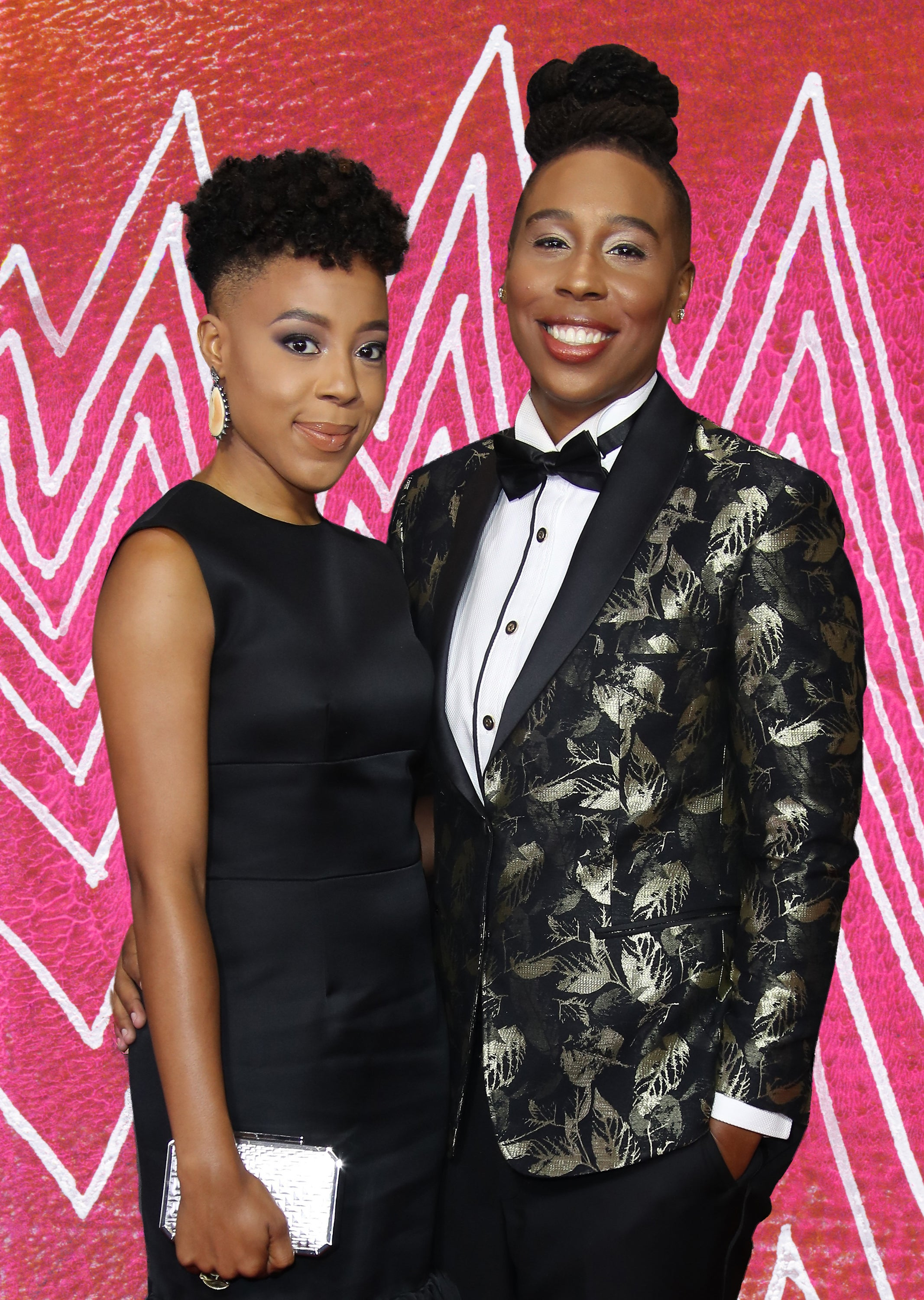 Lena Waithe Is Being Super Chill About Her Wedding Plans With Fiancée Alana Mayo