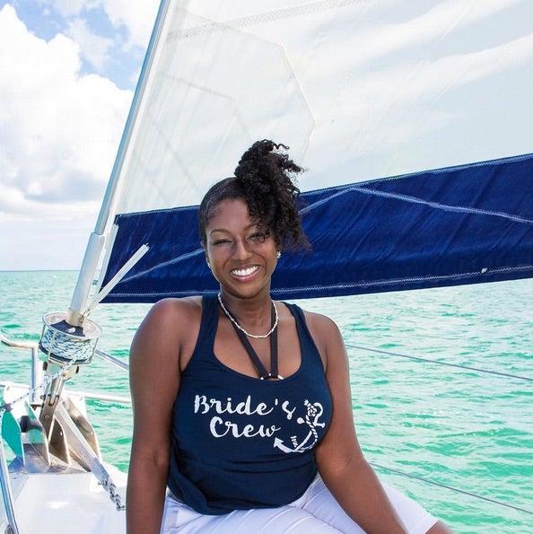#WarriorWednesdays: This Fierce Entrepreneur Wants To Teach More Black Women To Sail