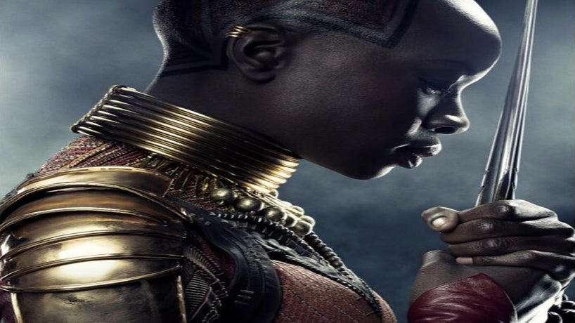 Will We Ever Get To See Those Deleted 'Black Panther' Love Scenes Between Okoye And W'Kabi?