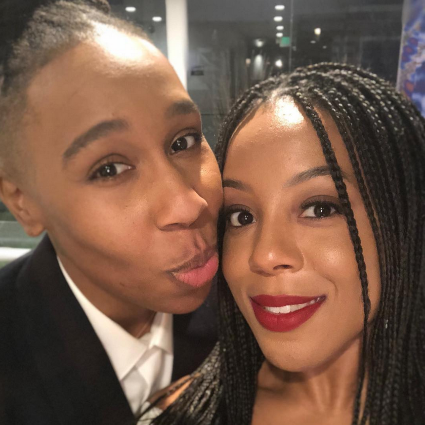 All Of The Times Lena Waithe And Her Fiancée Alana Mayo Made Us Fall In Love With Their Love