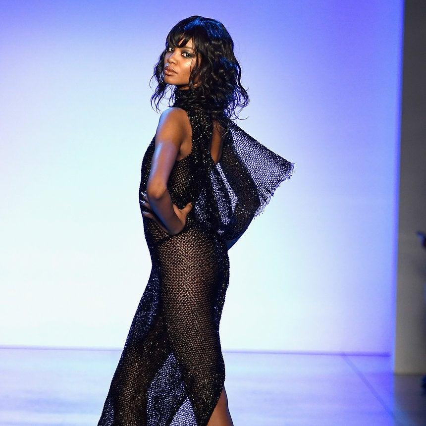 Black Models Rule The Runway A New York Fashion Week Fall 2018