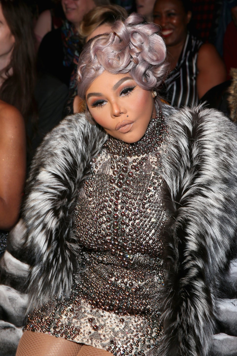 Lil Kim Fans Are Not Happy Rapper Maino Interrupted Her Big Day