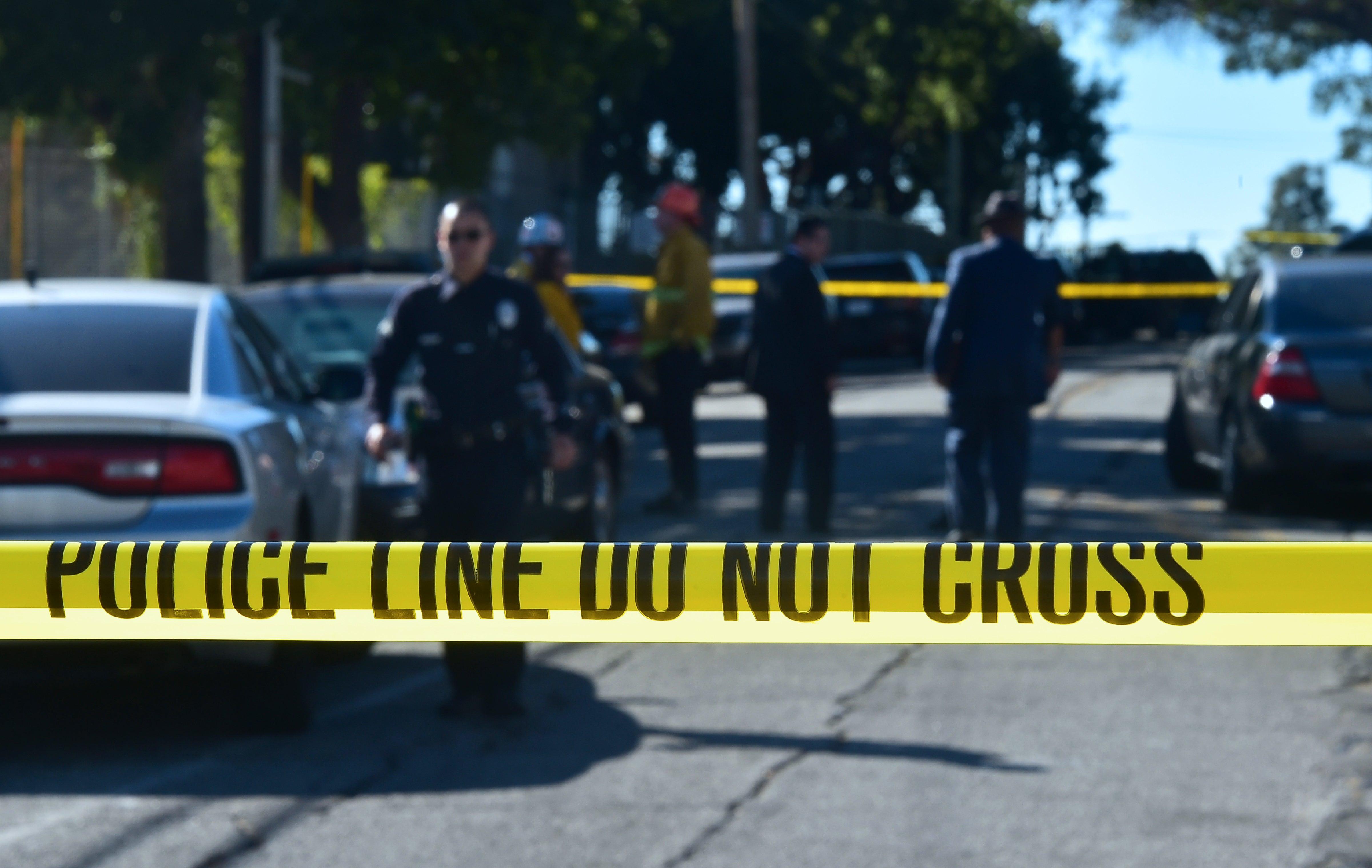Florida High School Shooting Leaves Multiple Injured, Possible Fatalities