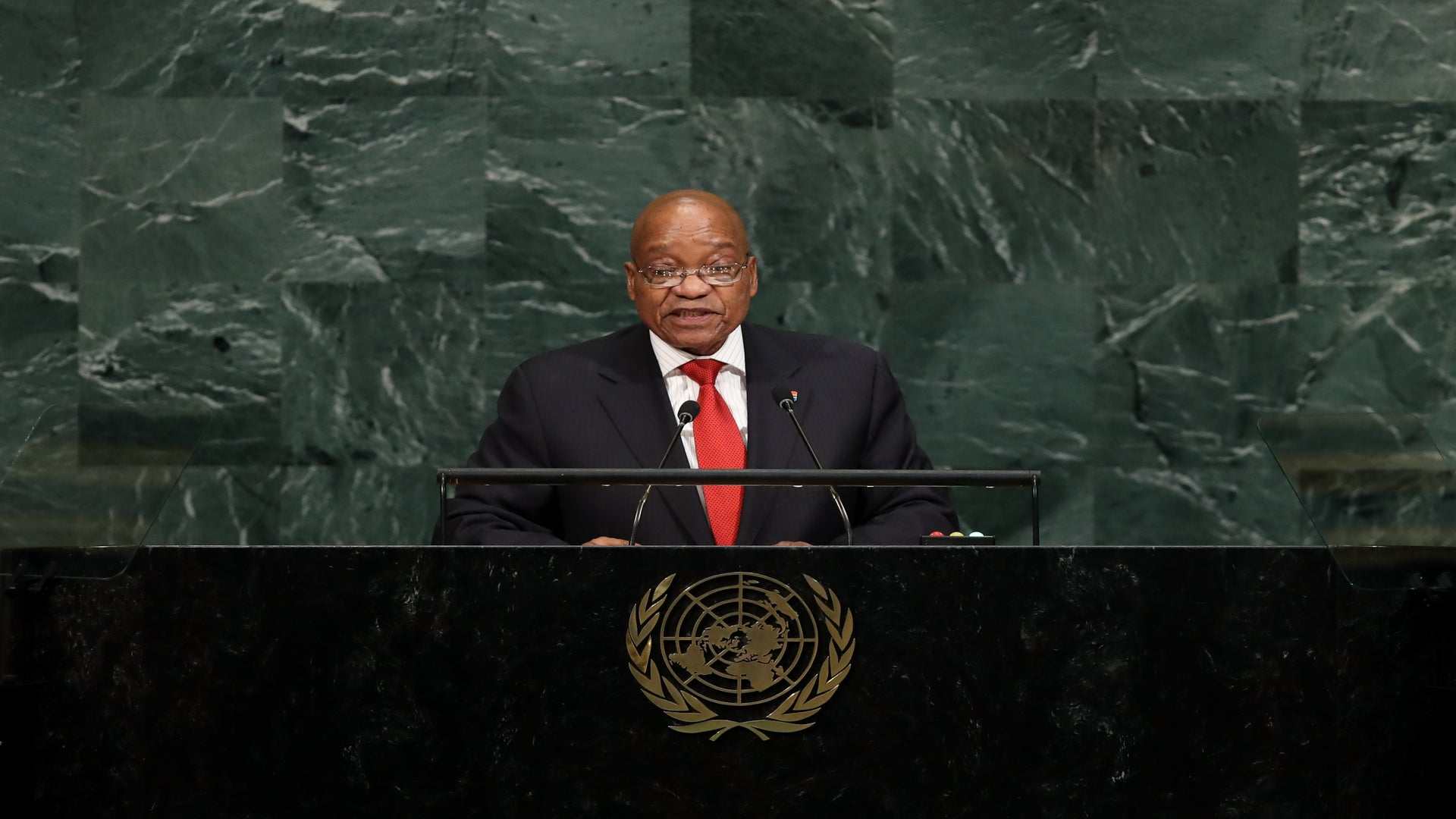 Former South African President Jacob Zuma Faces Corruption Trial